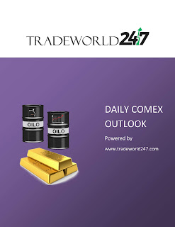 DAILY COMEX MARKET OUTLOOK | Gold/XAUUSD Brent Crude Oil