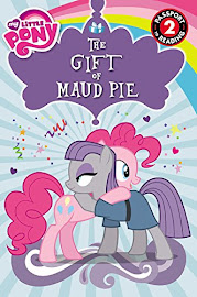 MLP The Gift of Maud Pie Book Media