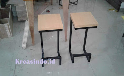 Harga Meja Besi dan Kursi Besi