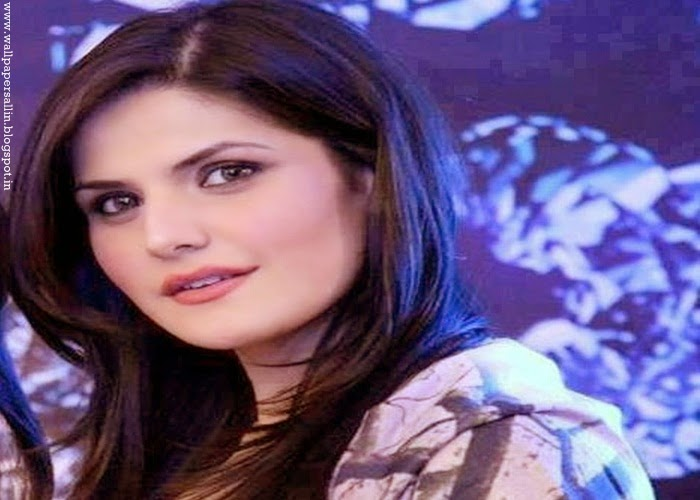 zareen khan hd wallpaper