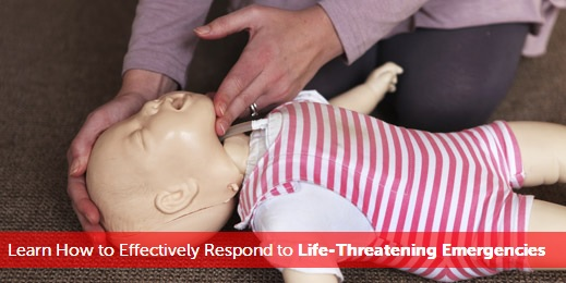 Responding to Life Threatening Emergencies