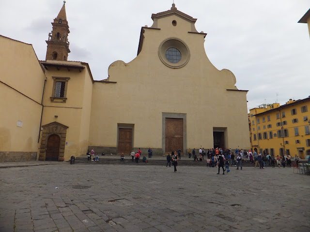 Piazza de Santo Spirito, Firenze, Florencia, Toscana, Elisa N, Blog de Viajes, Lifestyle, Travel