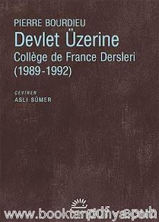 Pierre Bourdieu - Devlet Üzerine