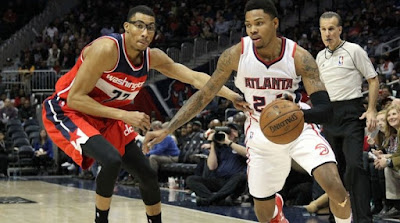 Washington Wizards vs Atlanta Hawks
