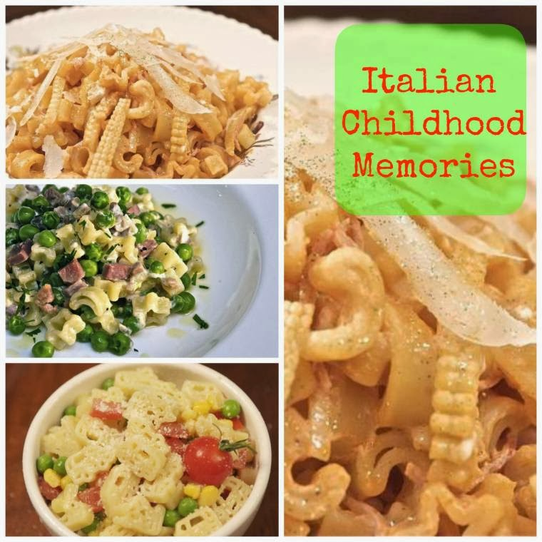 Italian Childhood Memories
