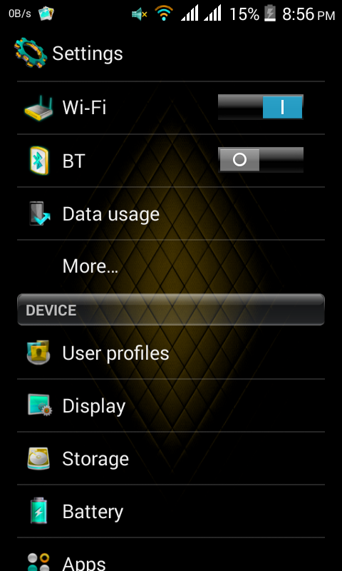 New Cyanite Ultra Rom for Unite 2 (kitkat based )
