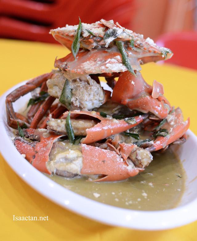 Crab Generation Restaurant @ Taman Len Seng, Kuala Lumpur