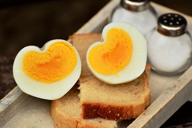 Telur Rebus Menu Sahur Paling Tahan Lama dan Mengenyangkan