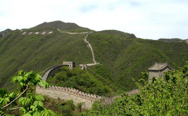 Resultado de imagem para a grande muralha em pequim