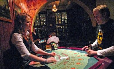 Jugando al blackjack