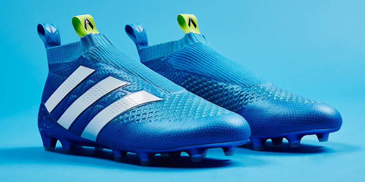 6606107585b6 Shock Blue Adidas Ace 16+ PureControl Boots Released - Footy Headlines