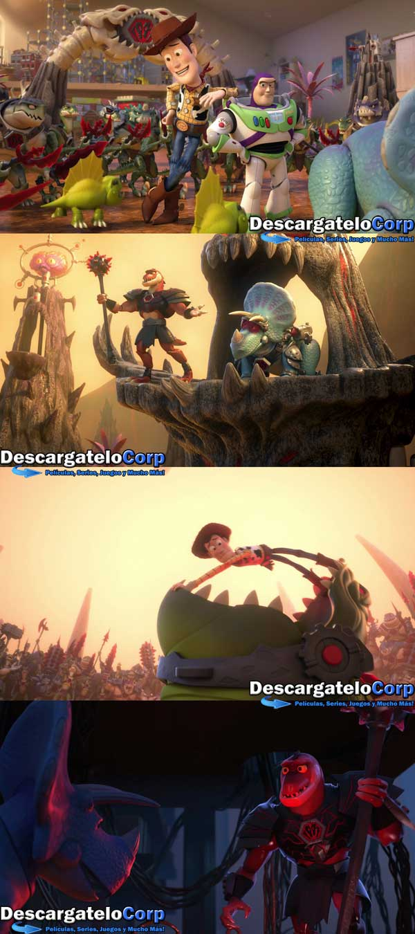 Toy Story That Time Forgot HD 1080p Latino