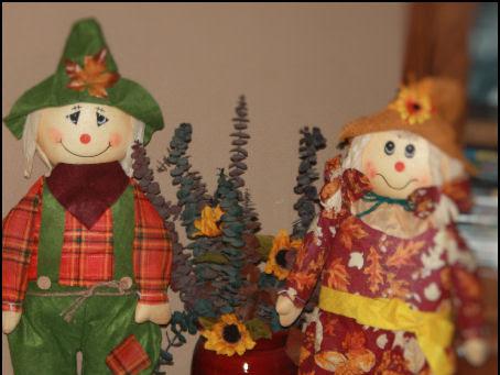 Decorating for Fall Ya'll.. 2013