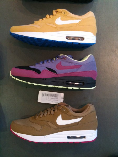 3ae72c7db3 New Air Max 1 are coming: 308866-700 Honeycomb