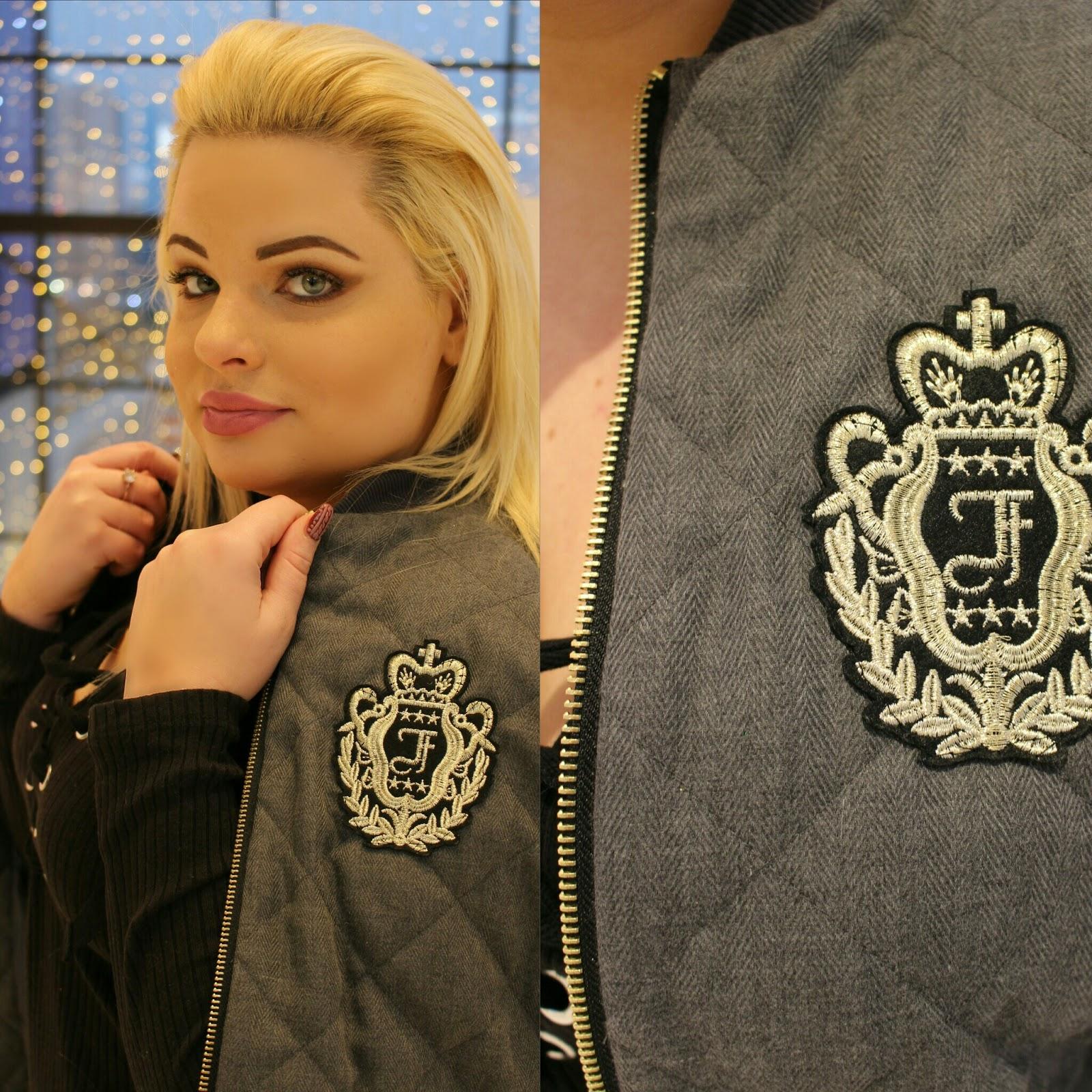 63fe48dd Plus Size Fashion & Models By Paula Perez: Bomber jacket +Size by Taffi