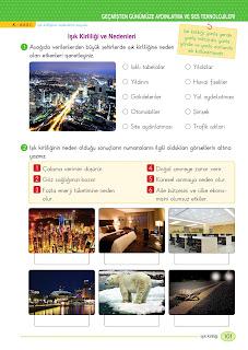 3. Sınıf İngilizce Ders Kitabı Cevapları Monopol Yayınları Sayfa 101