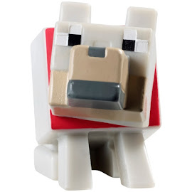 Minecraft Large Mini Figures Wolf Mini Figure