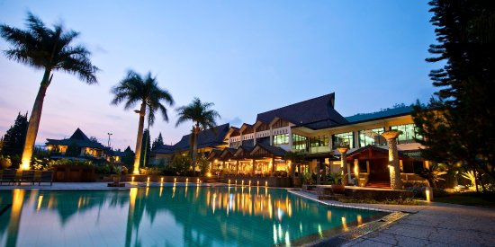 Puteri Gunung Hotel (Bandung, Indonesia) - 15 TEMPAT OUTBOUND LEMBANG BANDUNG (UPDATE) - ZONA ADVENTURE