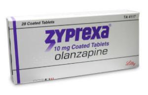 ZYPREXA . معدلات الميزاج