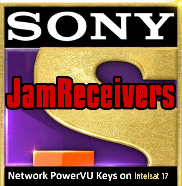 Sony Network new updated power vu keys September 2018