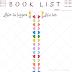Dove segnare i libri da leggere e i libri già letti