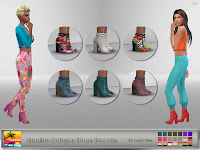 Madlen Ostrava Shoes Recolor