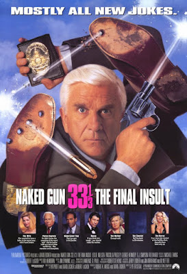 Naked Gun 33 1/3: The Final Insult Poster