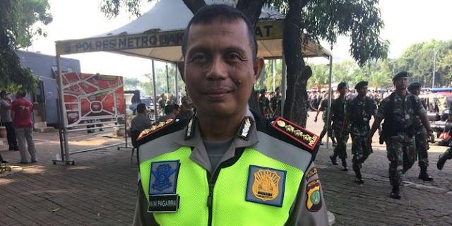 Polisi dapat Rp10 ribu per-Lembar Tilang, Kombes Halim: Rezeki telah diatur Tuhan
