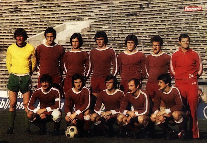 F.K SARAJEVO 1976-77.