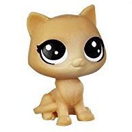LPS Series 2 Family Pack Tess Kittypaw (#2-79) Pet