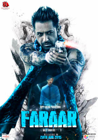 Poster of Faraar Full Movie Punjabi Download Hd 400Mb