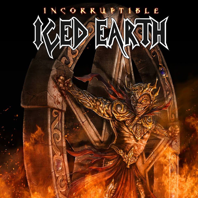Iced Earth – Incorruptible (Album Lyrics), Iced Earth – Great Heathen Army Lyrics, Iced Earth – Black Flag Lyrics, Iced Earth – Raven Wing Lyrics,  Iced Earth – The Veil Lyrics, Iced Earth – Seven Headed Whore Lyrics, Iced Earth – The Relic (Part 1) Lyrics, Iced Earth – Ghost Dance (Awaken the Ancestors) Instrumental, Iced Earth – Brothers Lyrics, Iced Earth – Defiance Lyrics, Iced Earth – Clear the Way (December 13th, 1862) Lyrics
