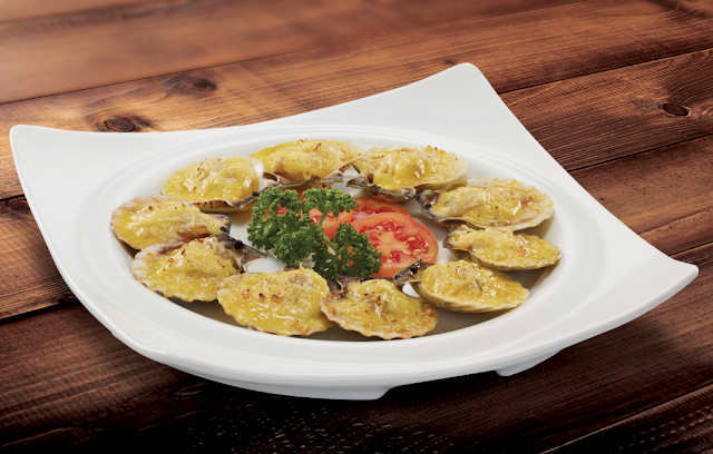 Kuya J Scallops for P245 only promo