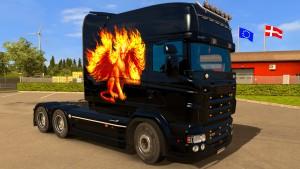 Fire Gryphon Scania RJL