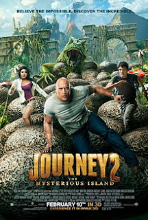 Sinopsis Film Journey 2: The Mysterious Island (2012)