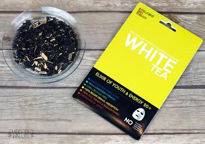 beautyface  Mascarilla IST con extracto de té blanco