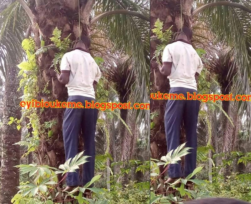 Timothy Akan commits suicide by hanging in Akwa Ibom