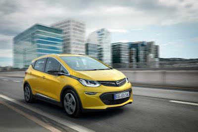 Το Opel Ampera-e απέσπασε το 'Paul Pietsch Award'