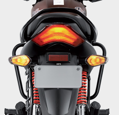 New Hero Passion PRO Taillight