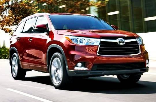 2017 Toyota Highlander Release Date Hybrid Changes
