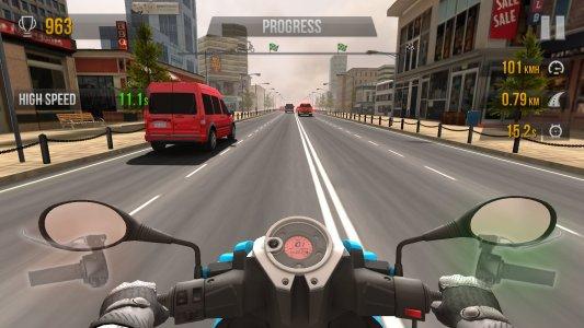 Traffic Rider Terbaru