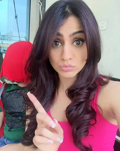 Aksha Pardasany Instagram