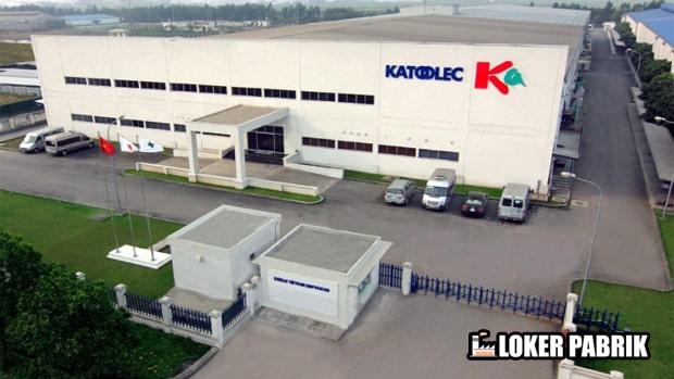 PT Katolec Indonesia Pabrik