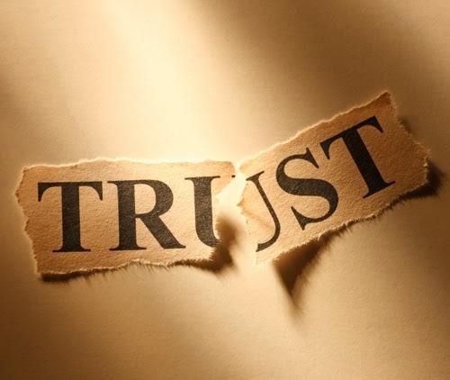 kepercayaan trust hubungan