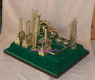 miniatur maket replika