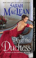 The day of the duchess 3, Sarah MacLean