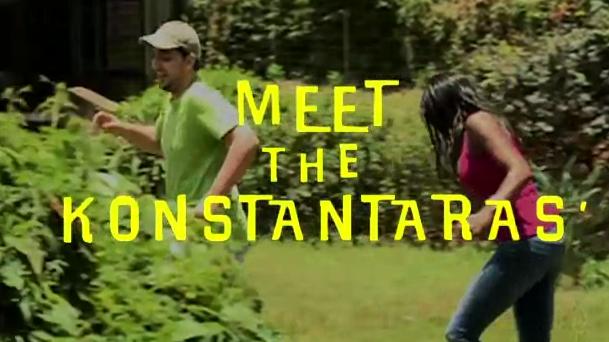 meet the konstantaras youtube