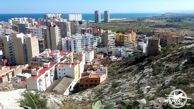 Ruta Torres Albacara - Senderismo - Cullera
