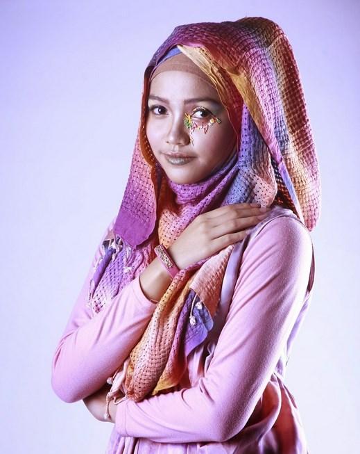 Konsep Foto Hijab Potrait