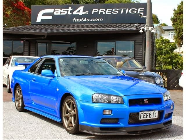 Nissan Skyline Gtr For Sale >> 2001 Nissan Skyline Gtr R34 V Spec Ii For Sale In New Zeland